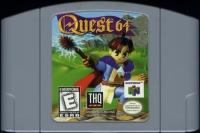 Quest 64 Box Art