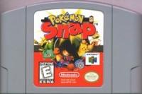 Pokémon Snap Box Art