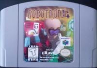 Robotron 64 Box Art