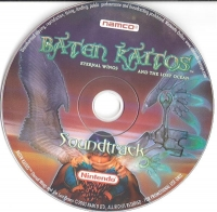 Baten Kaitos: Eternal Wings and the Lost Ocean Soundtrack Box Art