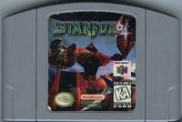 Star Fox 64 Box Art