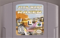 Star Wars: Episode I Racer Box Art