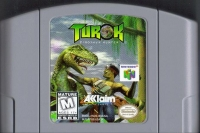 Turok: Dinosaur Hunter Box Art