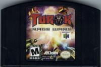 Turok: Rage Wars (black cartridge) Box Art