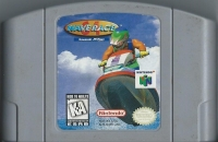 Wave Race 64 Box Art