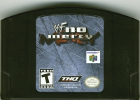 WWF No Mercy Box Art