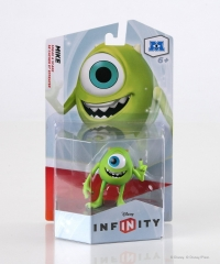 Mike Wazowski - Disney Infinity [NA] Box Art