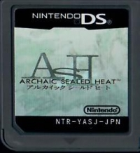 ASH: Archaic Sealed Heat Box Art