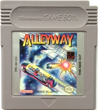 Alleyway Box Art