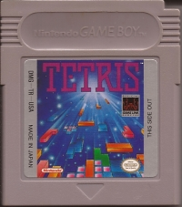 Tetris Box Art