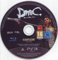 DmC: Devil May Cry Box Art