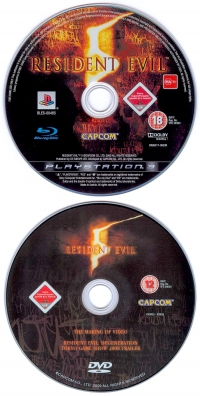 Resident Evil 5 - Collector's Edition [UK] Box Art