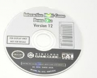 Interactive Multi-Game Demo Disc Version 12 Box Art