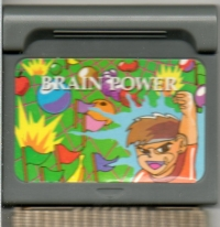 Brain Power [FR][NL] Box Art