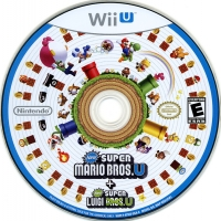 New Super Mario Bros. U + New Super Luigi U Box Art