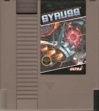 Gyruss Box Art