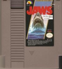 Jaws (round seal) Box Art