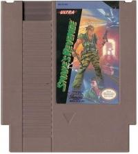 Snake's Revenge Box Art