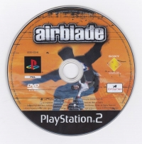 AirBlade Box Art