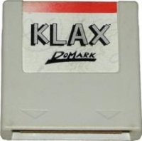 Klax Box Art