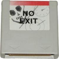No Exit Box Art