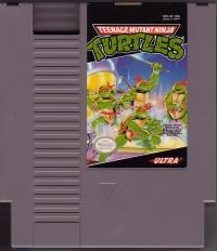 Teenage Mutant Ninja Turtles Box Art