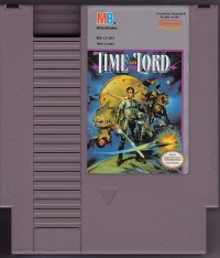 Time Lord Box Art