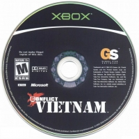 Conflict: Vietnam Box Art