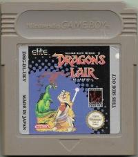 Dragon's Lair: The Legend Box Art