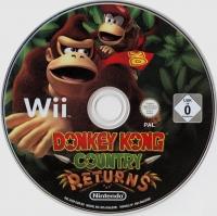 Donkey Kong Country Returns Box Art