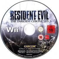 Resident Evil: The Darkside Chronicles [UK] Box Art