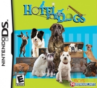 Hotel For Dogs Box Art