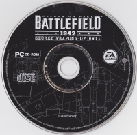 Battlefield 1942: Secret Weapons of WWII [NL] Box Art