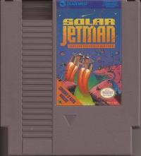 Solar Jetman: Hunt For The Golden Warship Box Art