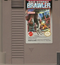 Bad Street Brawler Box Art