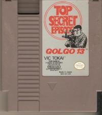 Golgo 13: Top Secret Episode Box Art