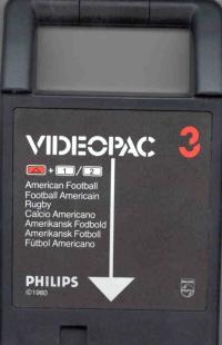 American Football Box Art