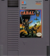 Cabal Box Art