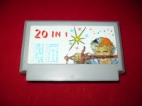 20 in 1 (Final Fantasy Cover) Box Art
