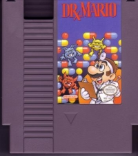 Dr. Mario Box Art