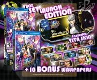 Persona 4: Dancing All Night - Launch Edition Box Art