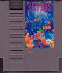 Tetris (Nintendo) Box Art