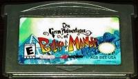 Grim Adventures of Billy & Mandy, The Box Art