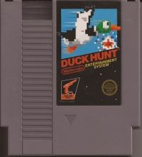 Duck Hunt (3 screw cartridge) Box Art