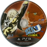 Persona 4 Arena Ultimax Box Art