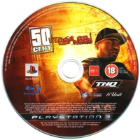 50 Cent: Blood on the Sand [UK] Box Art