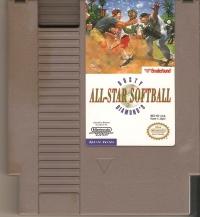 Dusty Diamond's All-Star Softball Box Art