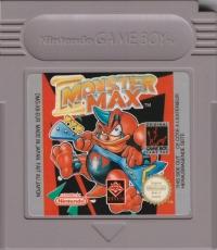 Monster Max Box Art