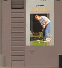 Jack Nicklaus' Greatest 18 Holes of Major Championship Golf Box Art