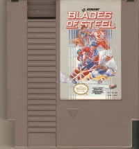 Blades of Steel Box Art